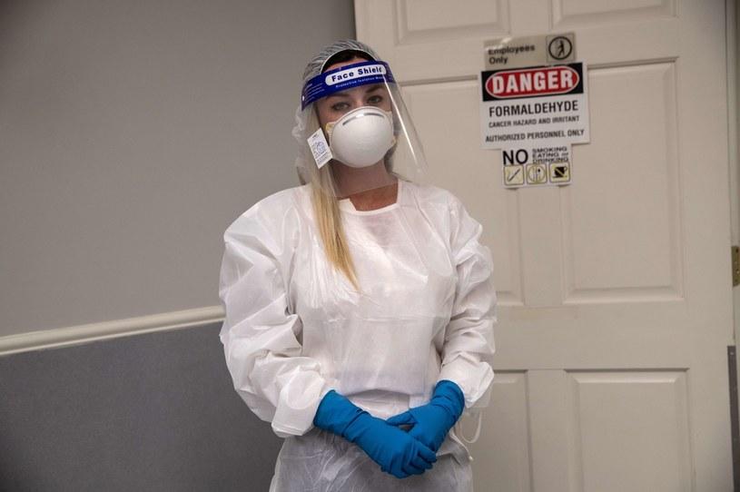 Druga fala pandemii nadchodzi /AFP