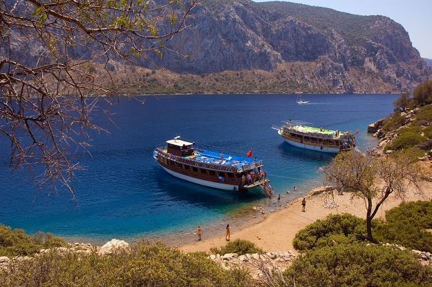 Druga na liście kierunków znalazła się Turcja, którą wybrało ponad 21 proc. podróżujących /©123RF/PICSEL