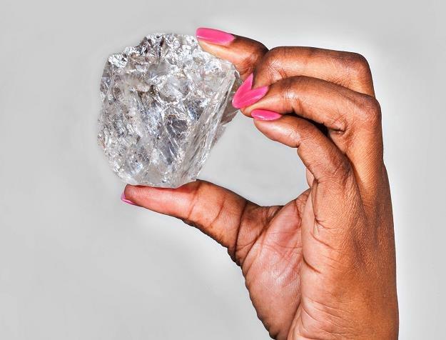 Drugi co do wielkości diament wydobyto w Botswanie /EPA