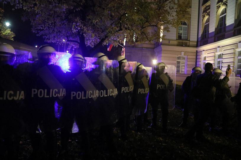 Drugi dzień protestów /Jakub Kamiński   /East News