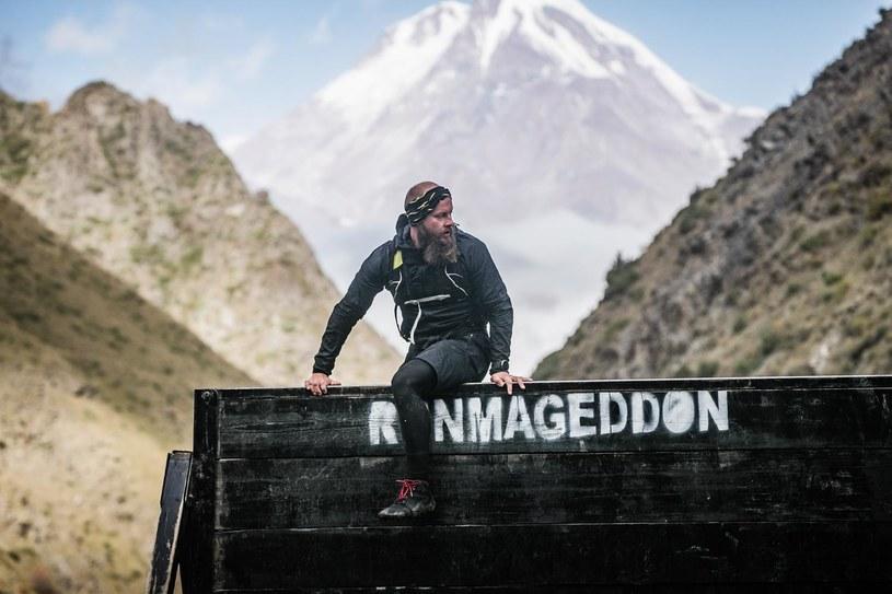 Drugi etap Runmageddonu Kaukaz dał się we znaki zawodnikom /Informacja prasowa