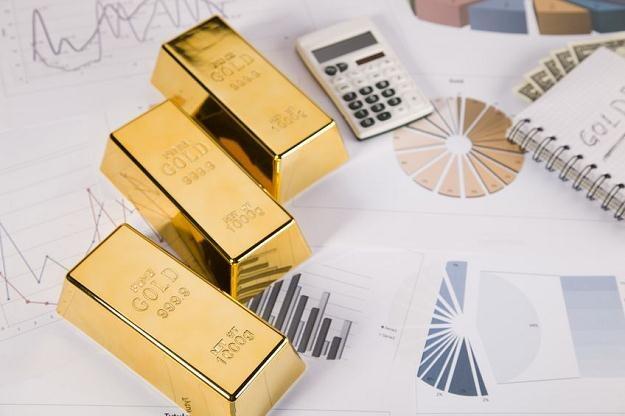 Drugi kwartał tego roku był bardzo słaby na rynku złota /©123RF/PICSEL