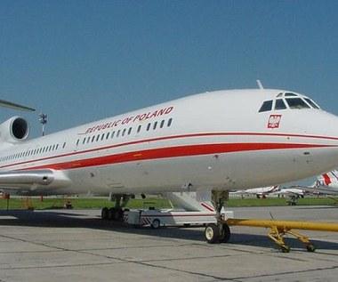 Drugi rządowy Tu-154 blisko katastrofy