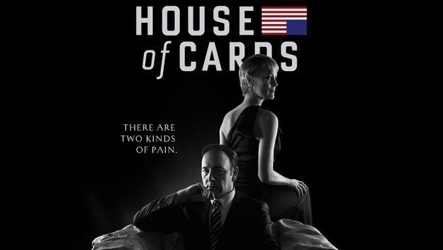 """Drugi sezon """"House of Cards"""", dostępny w wersji 4K na platformie Netflix /materiały prasowe"""