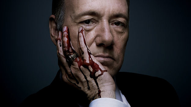 """Drugi sezon """"House of Cards"""" możemy zobaczyć w czasie weekendu na kanale Ale kino+ /materiały prasowe"""