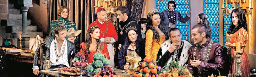"""Drugi sezon serialu """"Dynastia Tudorów"""" pokazuje rozłam w Kościele, spór króla Henryka z papieżem Pawłem III i dalszą marginalizację królowej Katarzyny Aragońskiej /materiały prasowe"""