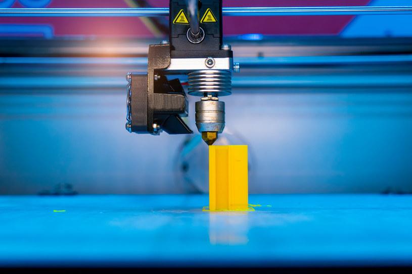 Druk 3D pomaga w leczeniu (zdjęcie ilustacyjne) /123RF/PICSEL