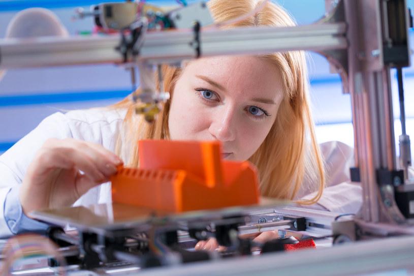 Drukarka 3D pozostaje jedną z najbardziej interesujących technologii ostatnich lat /123RF/PICSEL