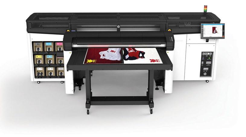 Drukarka HP Latex R1000 /materiały prasowe