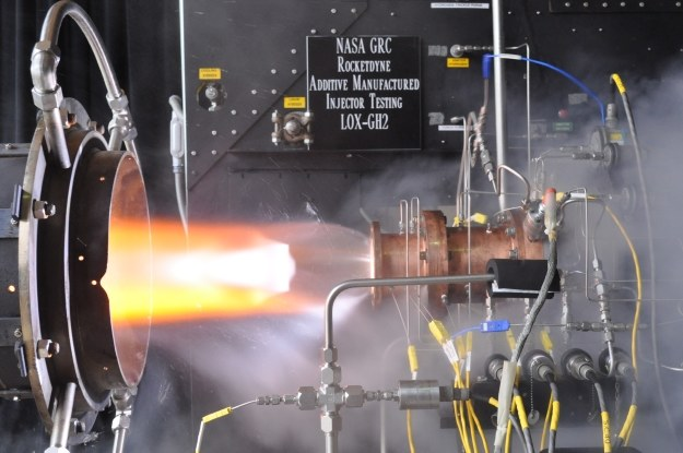 Drukarki 3D potrafią coraz więcej /NASA