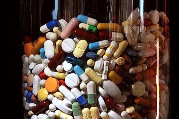 Drukowane leki to przyszłość medycyny? /AFP