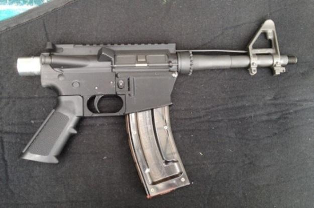 Drukowanie przestrzenne może posłużyć do stworzenia broni palnej (Fot. AR15) /Internet