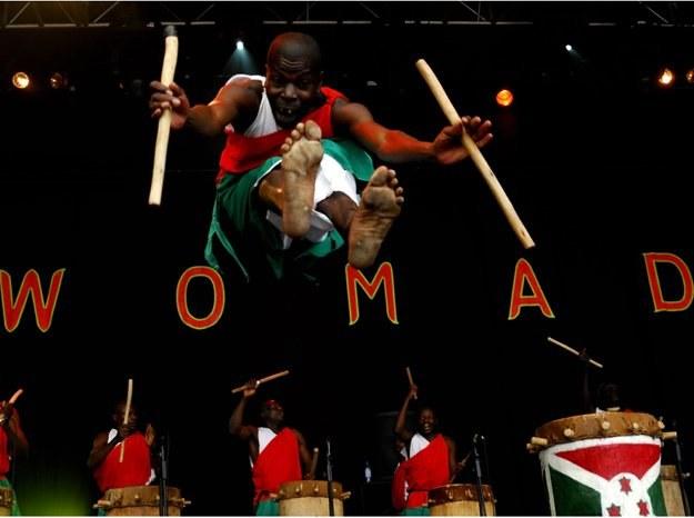 Drummers of Burundi, autor: Piotr Trybalski/trybalski.com /INTERIA.PL