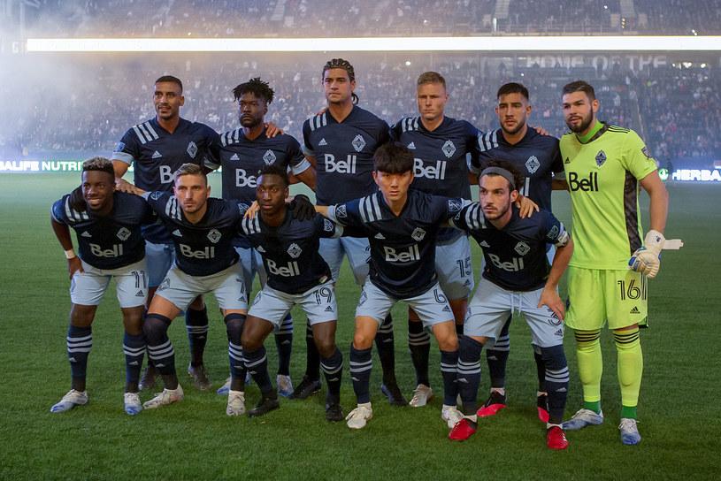 Drużyna Los Angeles Galaxy - już bez Zlatana Ibrahimovicia /Newspix