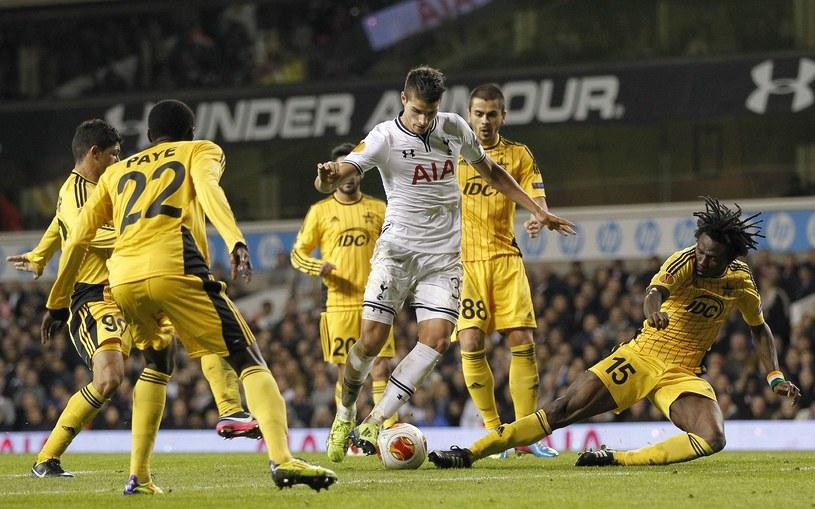 Drużyna ze stolicy Mołdawii marzy, aby zagrać w fazie grupowej LE. W 2013 roku rywalizował m.in. z Tottenhamem Hotspur /AFP