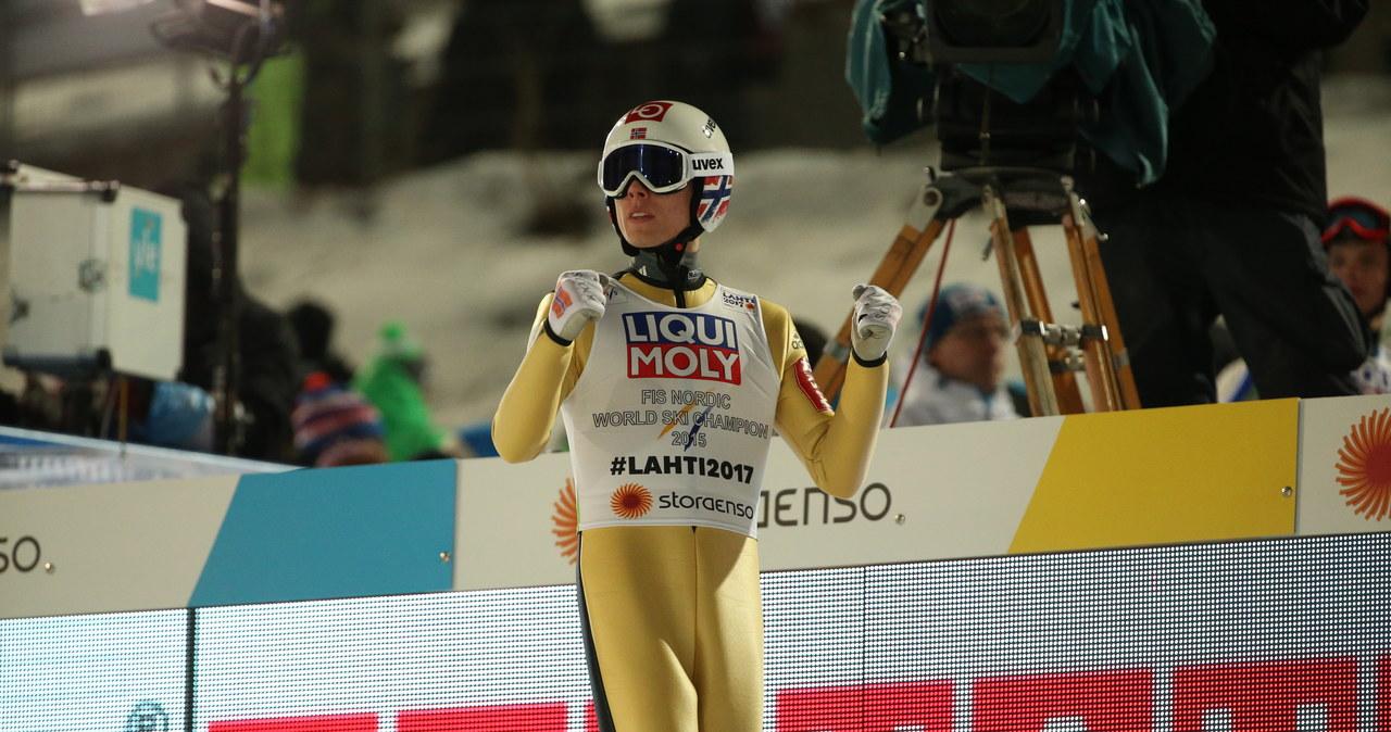 Drużynowy konkurs skoków w Lahti