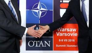 Drzwi do NATO nie całkiem otwarte