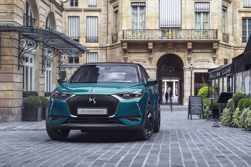 DS 3 Crossback /