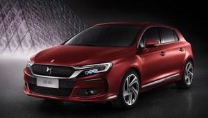 DS 4S - nowy hatchback dla Chin