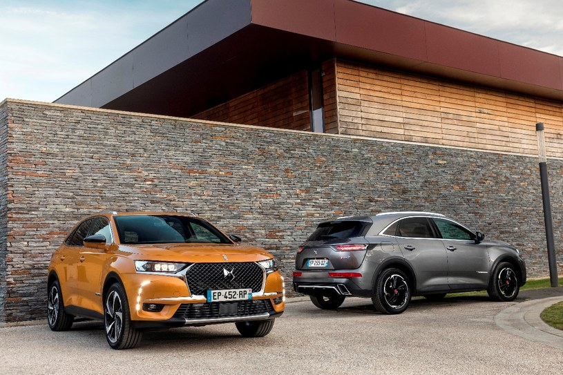 DS 7 Crossback /
