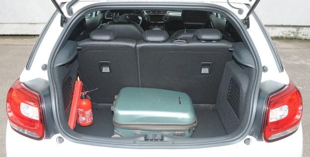ds3 bagażnik /Motor