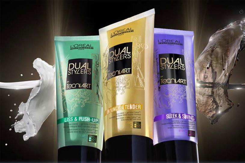 Dual Stylers od L'Oréal Professionnel /materiały prasowe