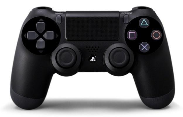 DualShock - PlayStation 4 /materiały prasowe