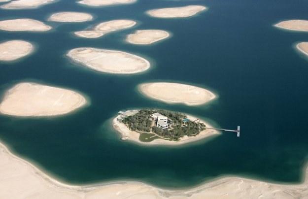 """Dubaj jest na piątym miejscu na liście miast """"złotych interesów"""" /AFP"""