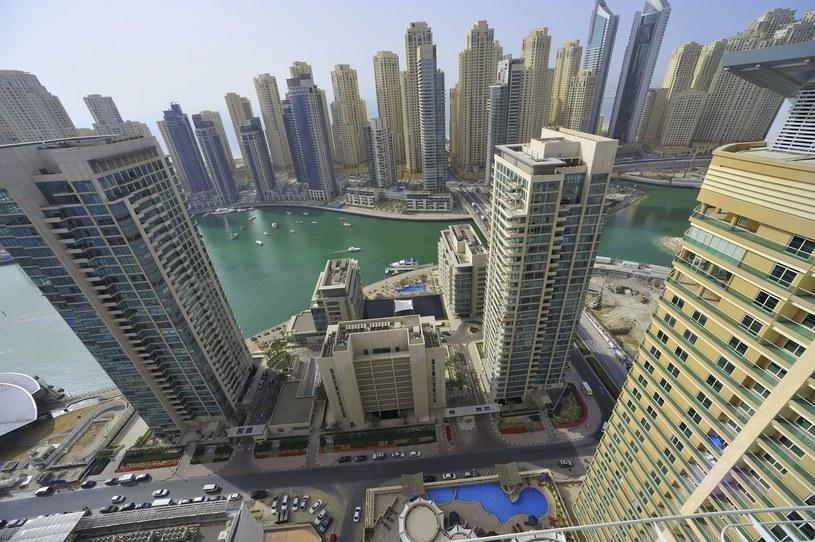 Dubaj Marina /123RF/PICSEL