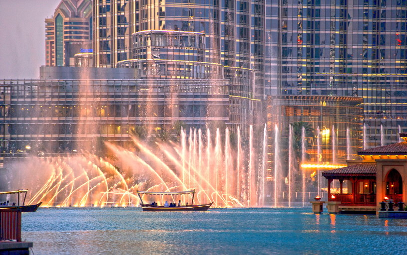 Dubaj otwiera się na turystów /materiały promocyjne