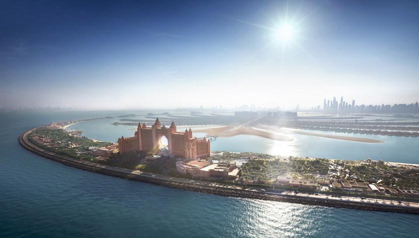 Dubaj: Podwodne życie hotelu Atlantis