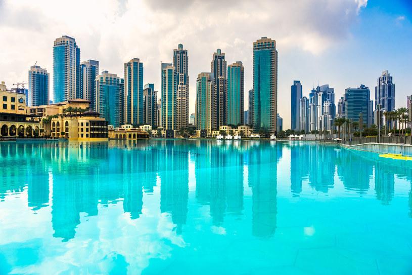 Dubaj stawia na sztuczne deszcze /123RF/PICSEL