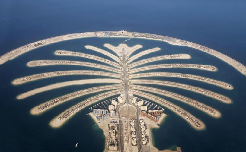 Dubaj, Wyspy Palmowe /123RF/PICSEL