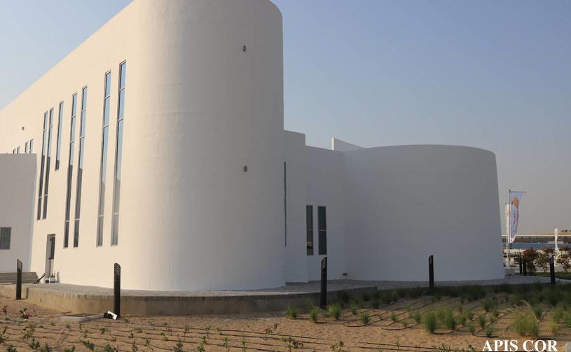 Dubaj z największym budynkiem wydrukowanym w 3D /materiały prasowe
