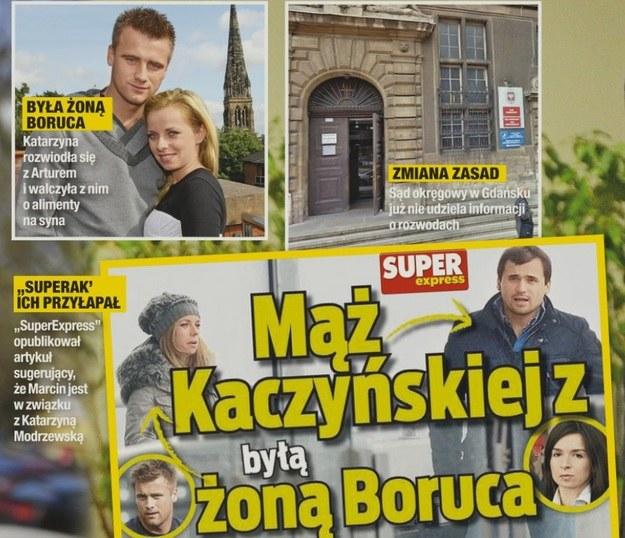 Dubieniecki spotyka się z byłą Boruca? /Na żywo