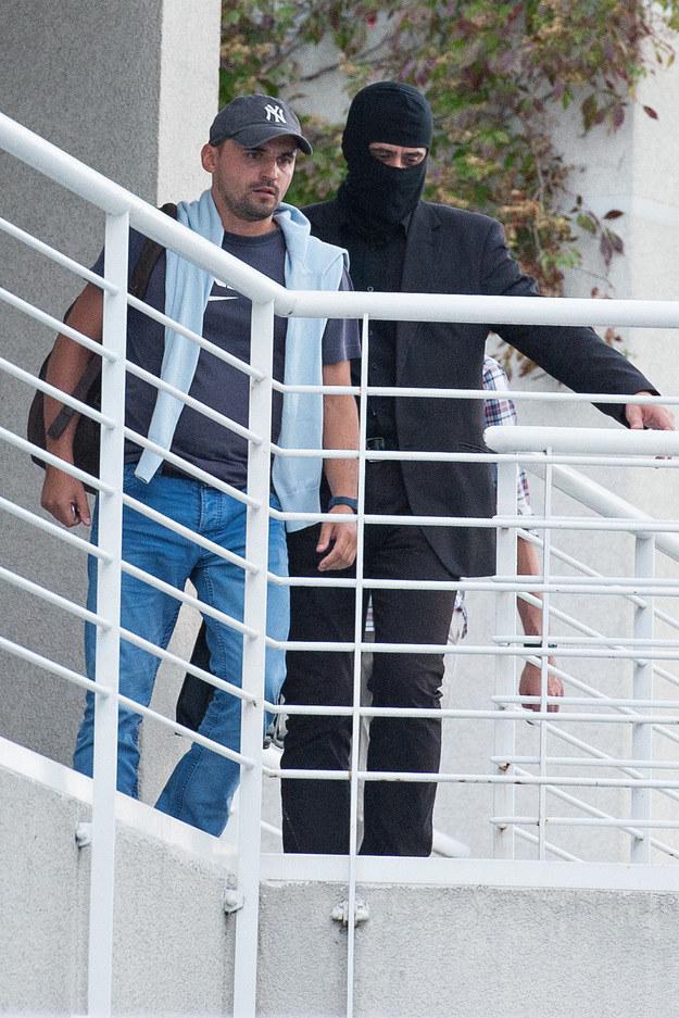 Dubieniecki został zatrzymany w sierpniu 2015 roku /Dejnarowcz /Agencja FORUM