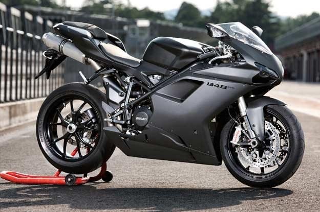 Ducati 848 EVO /