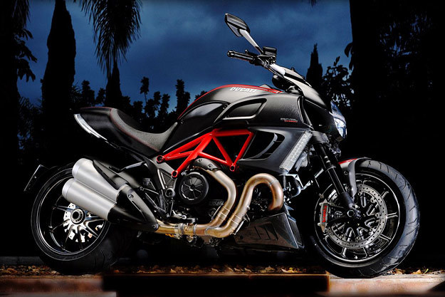 Ducati Diavel /Discovery Science