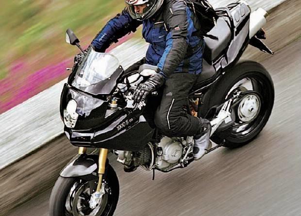 Ducati Multistrada / Kliknij /Motocykl