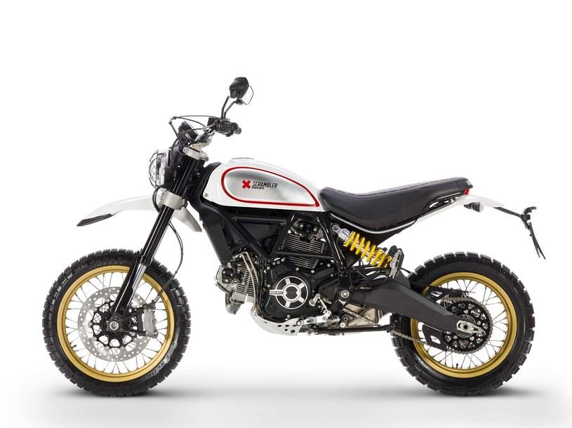 Ducati Scrambler Deser Sled /