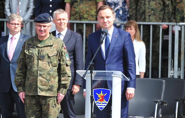 Duda: Będę zabiegał o większą obecność sił NATO w Polsce