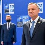 Duda: Biden podkreślił, że bezpieczeństwo Europy Środkowo-Wschodniej leży mu na sercu