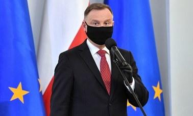 Duda: Nie zostawimy naszych rodaków na Białorusi samych sobie