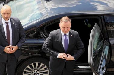 Duda o debacie z Trzaskowskim: Niech się media dogadają