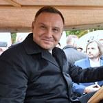 Duda o taśmie z Morawieckim: Nie widzę tam nic antypaństwowego