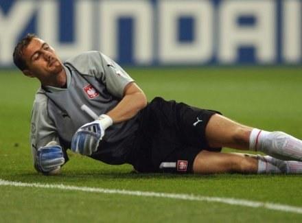 Dudek wierzy, że Kraków i Chorzów są w stanie jeszcze powalczyć o organizacje Euro 2012 /AFP