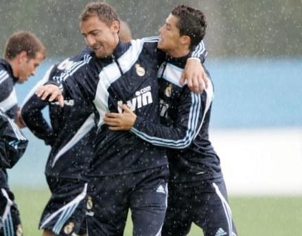 Dudek żartuje, że Ronaldo powinien stawiać kolację całej drużynie Realu Madryt /Getty Images/Flash Press Media