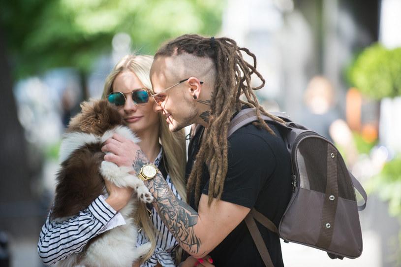 """Duet """"Fit Lovers"""" cieszy się wśród młodych ludzi sporą popularnością /Artur Zawadzki /Reporter"""
