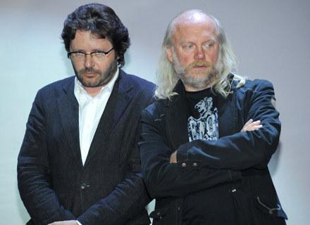Duet prowadzących: Grzegorz Turnau i Andrzej Sikorowski - dot. Andrzej Szilagyi /MWMedia
