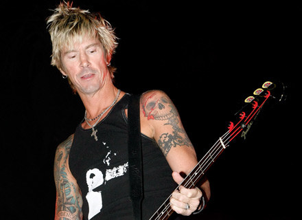 Duff McKagan - fot. Ethan Miller /Getty Images/Flash Press Media